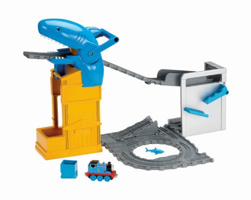 (Fisher-Price Thomas & Friends, Take -n-Play Shark Exhibit)