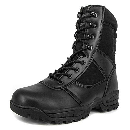 Zipper Waterproof Duty Boot - 1