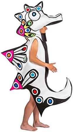 Disfraz de Caballito de Mar para adultos: Amazon.es: Juguetes y juegos