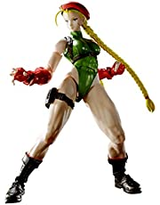 "Save on Bandai Tamashii Nations S.H.Figuarts Cammy ""Street Fighter V"" Action Figure. Discount applied in price displayed."