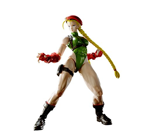 Cammy Street Fighter - Bandai Tamashii Nations S.H.Figuarts Cammy Street Fighter V Action Figure