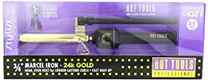 Hot Tools HT1105 Regular Professional Marcel Curling Iron with Multi Heat Control, 3/4 Inches