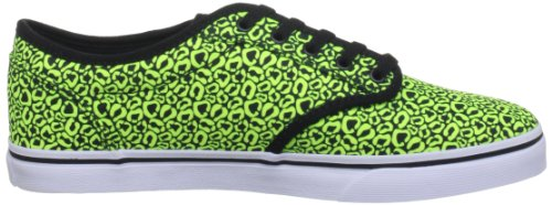 Vans Baskets Mode Pour Femme Jaune - Neon Yellow/Black