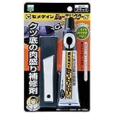 セメダイン シューズドクターN P50ml ブラックタイプ HC-003 / 10セット