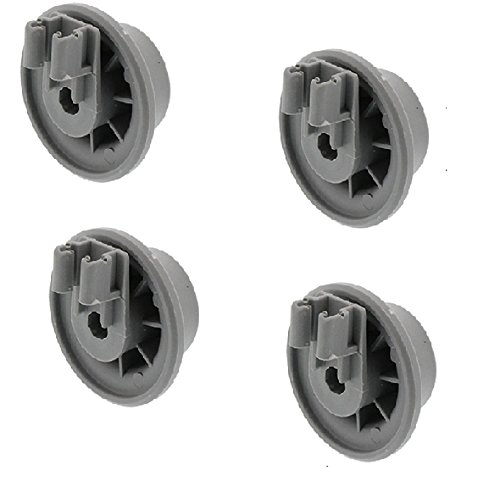 006114754 PACK BOSCH DISHWASHER - DISHRACK WHEEL SET