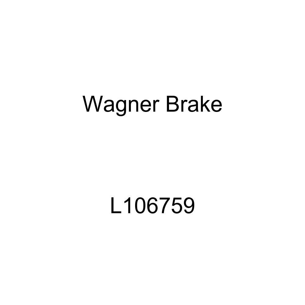 Wagner L106759 Brake Caliper
