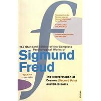 Complete Psychological Works Of Sigmund Freud, The Vol 5