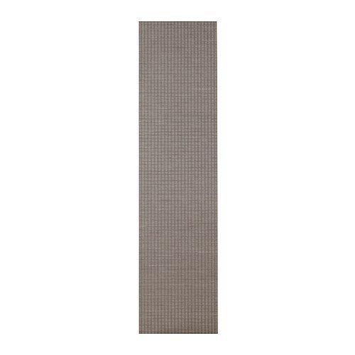 Ikea Panel curtain, gray , 24x118