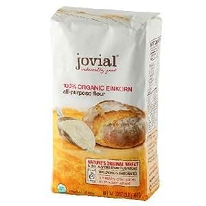 Jovial Einkorn Flour 20x 32OZ: Amazon.com: Grocery