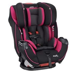 symphony elite car seat raspberry sorbet baby. Black Bedroom Furniture Sets. Home Design Ideas