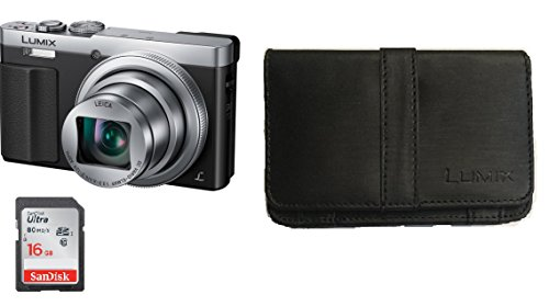 Panasonic DMC ZS50S Travel Viewfinder Silver
