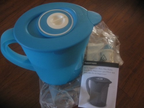 Tupperware Eco Gallon Water Filter Pitcher