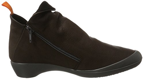 Softinos Farah Smooth - Botines Mujer Braun (Dkbrown)