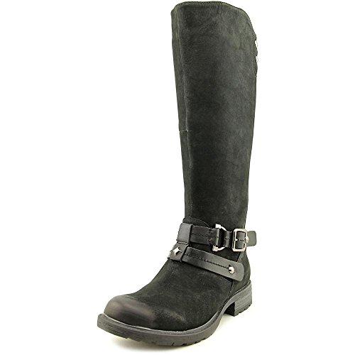 Earth Women's Black Sierra 8 B(M) US (Earth Leather)
