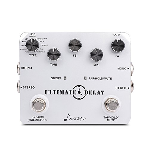 Donner Ultimate Guitar Effect Stereo