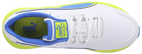 Puma Descendant Sl V3 - Zapatillas para hombre blanco - Weiß (white-cloisonné-sulphur spring 05)