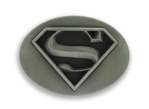 Superman Antique Belt Buckle