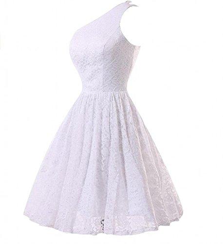 KA Beauty Damen Kleid Orange UCwK5BLp