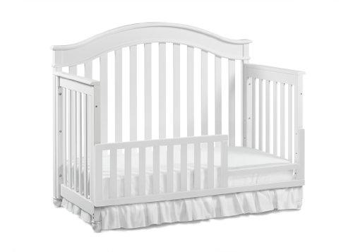 Amazon Babi Italia Parkland Convertible Crib Classic White