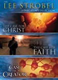 Lee Strobel Collection Case for a Christ/Case for Faith/Case for a Creator
