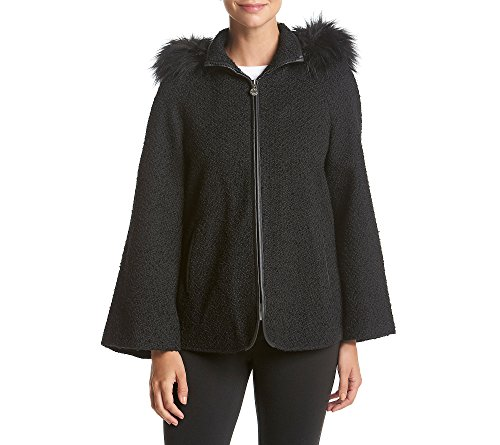 Betsey-Johnson-Textured-Cape-Coat