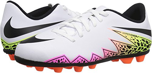 Hypervenom Football total FG Mixte Orange r White volt de UK Nike Cassé Black Chaussures Bébé Jr II Phade Blanco Blanc Blanc 5nqzU4BW
