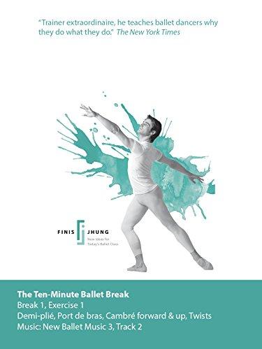 Clip: The Ten Minute Ballet Break - Break 1, Exercise 1