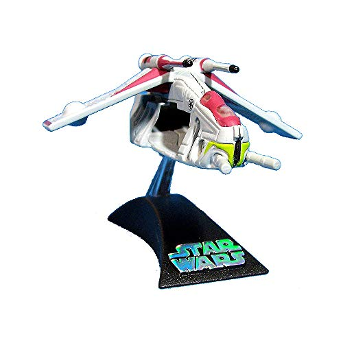 - Hasbro Titanium Series Star Wars 3INCH Vehicles - Republic Gunship