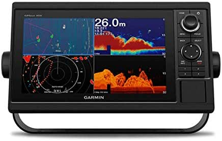 Garmin 010 – 01740 – 02 GPSMAP 1022 X SV Tarjeta para Plotter ...
