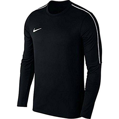 Nike nbsp;crew bianco Nero Drill Top Park18 bianco rr5qwTZXOn