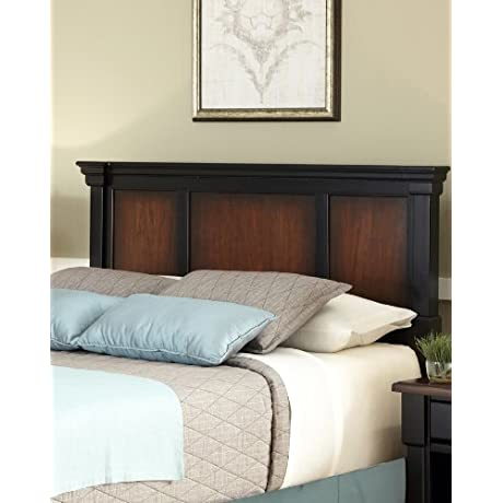 Home Styles 5521 601 The Aspen Collection King California King Headboard