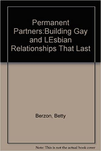 Permanent Partners: Betty Berzon: Amazon com: Books