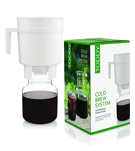 Toddy Cold Brew System (Pressed Maker Coffee Cold)