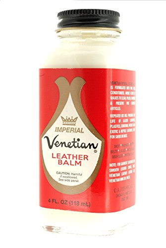 DaLuca Venetian Imperial Leather Balm, Neutral, 4 Ounces - http://coolthings.us
