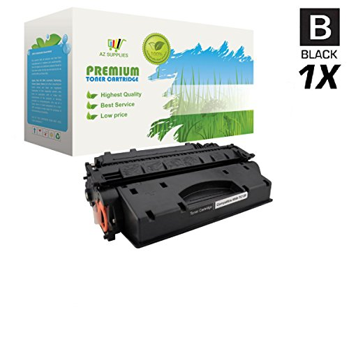 AZ SUPPLIES Toner | 30% more Print Performance | Compatible with Canon 120 (2617B001AA) Black Toner Cartridge for Canon D1120, D1150, D1170, D1180, D1320, D1350, D1370 (120 Black Toner Cartridge)