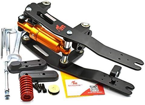 Monorim V2 Kit de suspension pour trottinette électrique Segway Ninebot Max G30