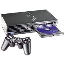 Sony PlayStation 2 Console - Black (Renewed)
