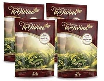 Amazon.com: La fórmula original de té Detox 4 semanas de ...