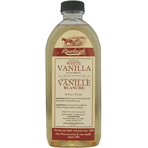 White Vanilla - 12 oz - by WT Rawleigh