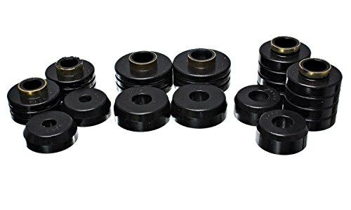 Bushing Arm Torque Mount (Energy Suspension 4.4103G Control Arm Bushing Mount Set for Ford Ranger)