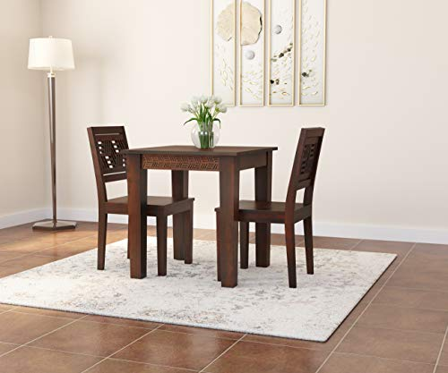 Induscraft Solid Wood Max Murano 2 Seater Dining Set