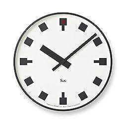 Lemnos WR12-03 L Hibiya No Tokei Wall Clock