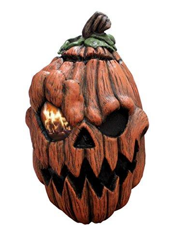 Mask Digital Dudz Creepy Pumpkin Latern ()