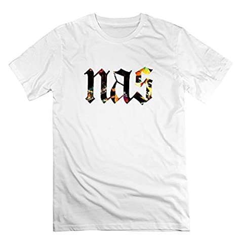 ZhaoHui Cheap Mens Nas Tshirts XL White (Qnap Ts 451 Us)