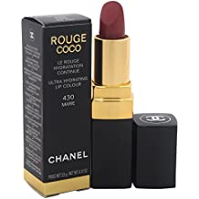Chanel Rouge Coco Ultra Hydrating Lip Color # 430 Marie Lipstick for Women, 0.12 Ounce