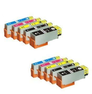Generic Compatible Replacement 10 Packs for Epson 273XL