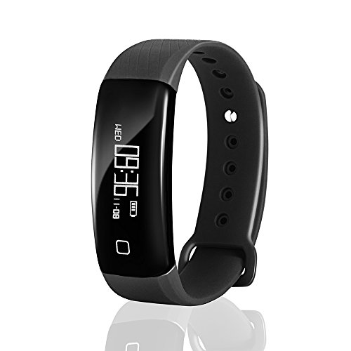 Fitness Trackers,ZAHEART M89 Heart Rate Monitor Smart Band With Blood Pressure Sleep Monitor Bluetooth IP67 Waterproof Pedometer Activity Trackers Smart Bracelet For iPhone & Android