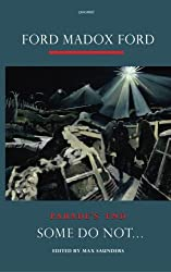 Some Do Not . . .: A Novel (Parade's End)