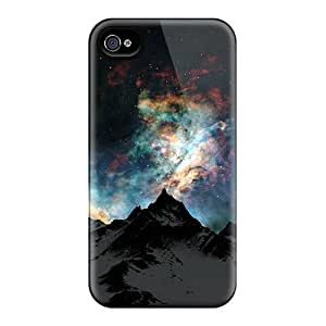 Cases Covers Space Mountain/ Fashionable Cases For Iphone 4/4s