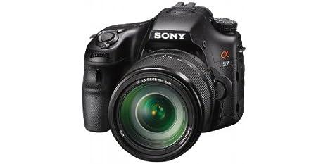 Sony SLT-A57 - Cámara réflex Digital de 16.1 MP (Objetivo(s) 18 ...